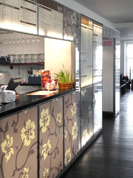 gaedke tapeten bok asia imbiss in hamburg altona. Black Bedroom Furniture Sets. Home Design Ideas